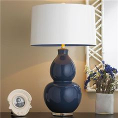 Simple and Ridiculous Tricks: Table Lamp Shades Mid Century rustic lamp shades entryway. Ceramic Lamp, Navy Lamp Shade, Modern Table Lamp, Ceramic Table Lamps, Wall Lamp Shades, Table Lamp Shades, Gourd Lamp, Modern Lamp Shades, Ceramic Table
