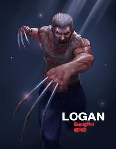 Logan Wolverine, Wolverine Comics, Old Man Logan, Man Thing Marvel, Marvel X, Seong, Marvel Characters, X Men, Weapon