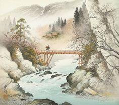 Творчество японского художника Koukei Kojima. Обсуждение на LiveInternet - Российский Сервис Онлайн-Дневников