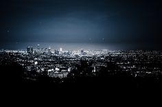 Photograph Hollywood Nights by Garrett Hauenstein on 500px