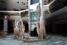 Rolling Acres Mall in Akron, Ohio.  Photograph by Seph Lawless, from his book Black Friday.