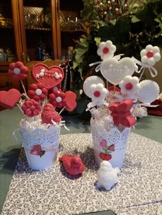 Valentines Day Soap Bouquets by DK SUDzS
