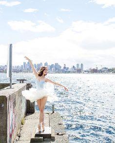 """Dancer - @eleanor_clayton Location - Seattle, Washington. #balletzaida #eleanorclayton"""