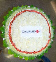 Calflex 30th anniversary cake