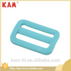 Wholesale cheap colored square adjustable high quality plastic buckles