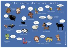 Onomatopeies d'animals