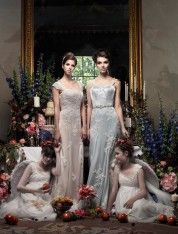 Have you had a look on our website? Take a look at the Madeline Isaac-James range for elegant Bridal wear