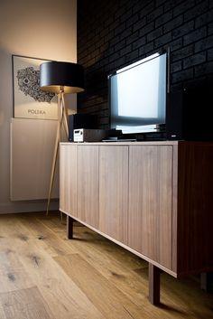 Ikea 'Stockholm' sideboard                                                                                                                                                                                 More