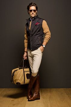 MASSIMO DUTTI EQUESTRIAN COLLECTION