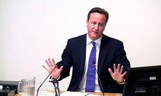 Primer ministro británico: 'Faltan nuevas regulaciones para limitar poder de los medios'