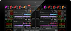 Emulator PRO software - Turn your touchscreen into a powerful MIDI-controller & DJ system