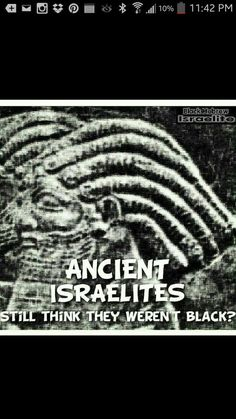 These are Israelites you can see they have wooly hair (locks) So what is the problem when they say Jesus had hair like wool, after all wasn't he an Israelite? Black Hebrew Israelites, Spirit Of Truth, Black History Facts, The Son Of Man, Thing 1, African History, My People, World History, Black People