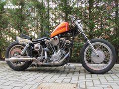 1978 Harley-Davidson Shovelhead Chopper