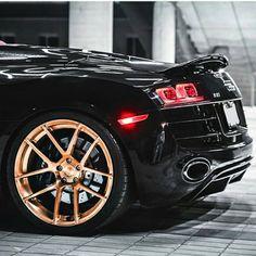 Audi R8 rims awesome drakhorses