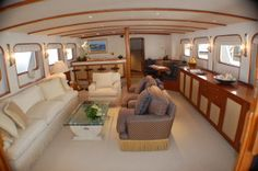 Atlantic Goose Luxury Yacht Charters