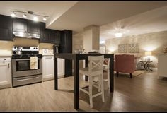 Open Concept Kitchen and Living Room | Photos | HGTV Canada, Income Property