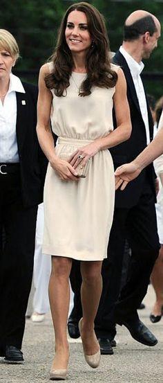 Catherine wearing Joseph, July 3, 2011.