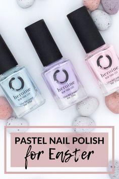 Pastel Nail Polish, Pastel House, Nail Care, Banks, Cruelty Free, Lilac, Perfume Bottles, Nyc, Sugar