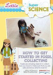 "Super Science – tagged ""Fossils"" – Lottie Dolls"