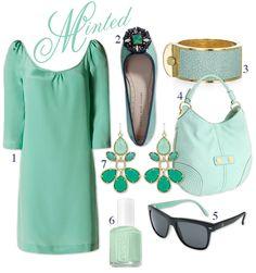 minted #mint #green