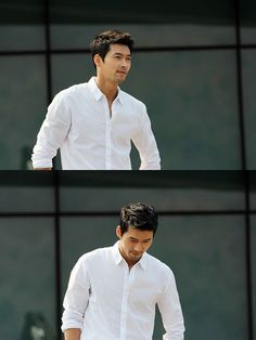 On March Vast Entertainment revealed still cuts of Hyun Bin in a CF shooting. In the photos, Hyun Bin shows off a new look with a slimmer… Hyun Bin, Asian Actors, Korean Actors, Shu Qi, Soul Songs, Portia De Rossi, Babe, Young Prince, Kdrama Actors