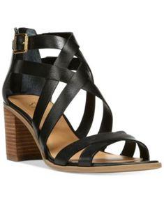 Franco Sarto Hachi Strappy Sandals | macys.com