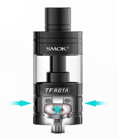 Skype:abner-cacuq #smoktech has another wonderful TF-RDTA tank now. Easy filling with smooth and endless airflow innovative juice flow control powerful dual Clapton coils  do you want it ?…