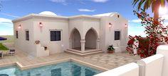 #Villa de charme - http://www.fpi-tunisie.com/