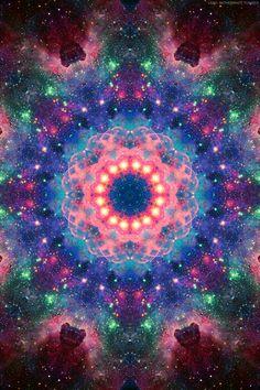 Mandala Galáxia