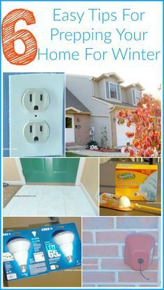 6 Easy Tips For Prepping Your Home For Winter #ProjectEnvolve #ad