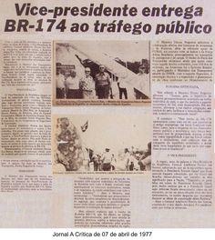 Jornal A Crítica - 07/04/1977