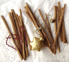 spicy gingerbread twigs from better homes and gardens december 2012