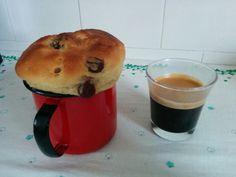 Chocolate panettone & coffee
