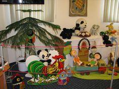 CESKOSLOVENSKO, archiv Příbram, hračky z  Hamira