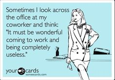 Funny Work Quotes Office Sarcasm People Ideas For 2019 Haha Funny, Funny Shit, Funny Stuff, Funny Work, Funny Things, Random Stuff, Thats The Way, That Way, How To Avoid Stress