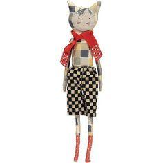 Sarah Campbell, Liberty Print Dolls, Boys