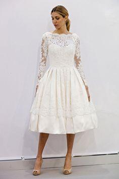 Sweet Short Wedding Dresses