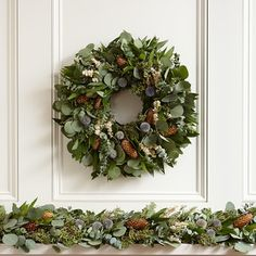 Juniper Garland #williamssonoma