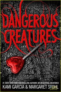 Dangerous Creatures (Dangerous Creatures, book by Kami Garcia and Margaret Stohl. Ridley is back. She is on her way to New York City to repay a Dark Caster club owner. She owes him a drummer (Link) and whatever else he wants from her. Ya Books, Books To Read, Beautiful Creatures Series, Spin, Kami Garcia, Young Adult Fiction, Books For Teens, Book Signing, My Escape