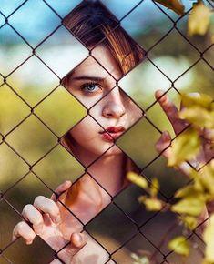 Mosaic-Fence