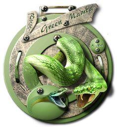 """Green Mamba"""