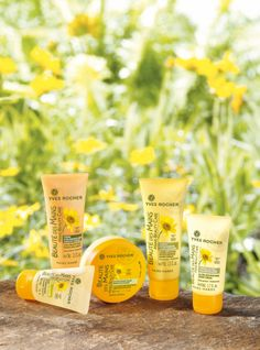The new organic Arnica Hand Beauty Care line!  La nouvelle gamme Beauté des Mains à l'Arnica bio !