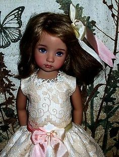 Dianna Effner Little Darling Doll Painted Signed Dated by Lana Dobbs | eBay. Ends 3/15/14.