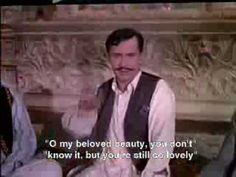 O MERI ZOHRA JABEEN Film Song, Movie Songs, Sunil Dutt, Sharmila Tagore, Indian Videos, Indian Music, Different Emotions, Indian Movies, Romance