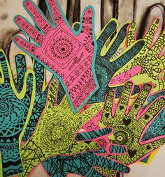 art projects for youth | From the Mind, With Heart, By Hand