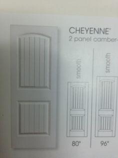 Cheyenne INTERIOR DOOR www.windsonglife.com