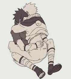 Sasuke And Naruto Love, Naruto Uzumaki Hokage, Izuna Uchiha, Naruto Fan Art, Naruto Cute, Naruto Shippuden Sasuke, Sasunaru, Narusasu, Romantic Manga