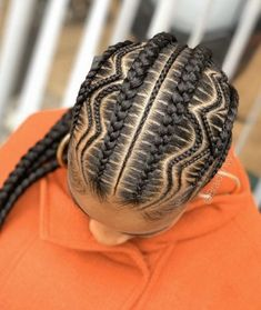 43 Cool Blonde Box Braids Hairstyles to Try - Hairstyles Trends Box Braids Hairstyles For Black Women, Twist Braid Hairstyles, African Braids Hairstyles, Braids For Black Hair, Natural Cornrow Hairstyles, Cornrows, Braids Wig, Stich Braids, Braids For Boys
