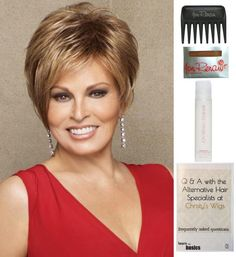 Bundle - 5 items: Cinch by Raquel Welch Wig, 15 Page Christy's Wigs Q and A Booklet, Wig Shampoo, Wig Cap and Wide Tooth Comb (Color Selected: R10) -- Wow! I love this. Check it out now! : Travel Hair care