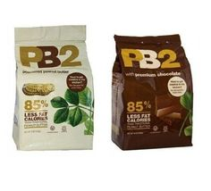 PB2 Powdered Peanut Butter Bundle - 2 Items: Powdered Peanut Butter 16 oz. and Powdered Chocolate Peanut Butter 16 oz - http://bestchocolateshop.com/pb2-powdered-peanut-butter-bundle-2-items-powdered-peanut-butter-16-oz-and-powdered-chocolate-peanut-butter-16-oz-2/